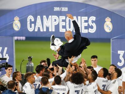 Real Madrid : les chiffres du sacre des Merengues