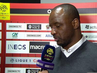 """Nice - Vieira : """"On voulait se révolter"""""""