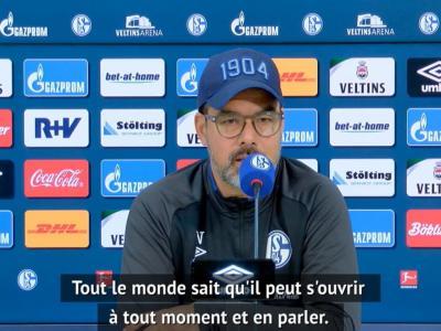 26e j. - Schalke : ''Aucun problème si un joueur ne souhaite pas jouer''