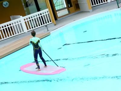 Le paddle musical d'Hopman