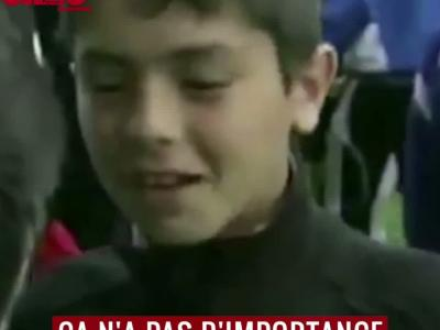 Quand Brahim Diaz clamait son amour pour le Barça