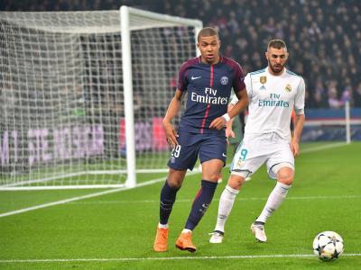 Real Madrid - PSG : les chiffres du duel Benzema - Mbappé