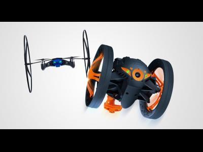 CES 2014 : deux drones pour la maison