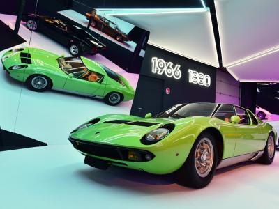 Pop Lamborghini : teaser vidéo de l'expo à la Cité de l'Automobile de Mulhouse