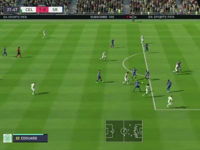 Celtic Glasgow - Stade Rennais : notre simulation sur FIFA 20