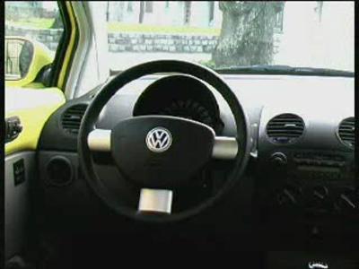 Essai Volkswagen New Beetle