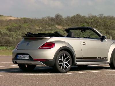 Essai Volkswagen Coccinelle Dune