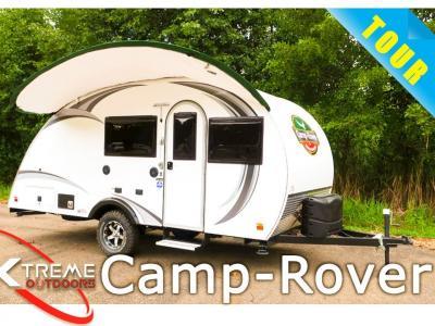 Camp Rover 2020 : découverte de la caravane en vidéo