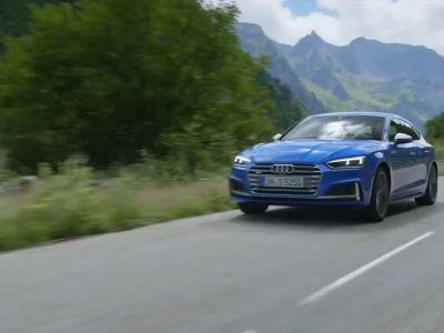 Nouvelle Audi A5 Sportback : moins de graisse, plus de grâce