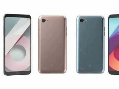 LG Q6 : vidéo officielle de présentation (VO)