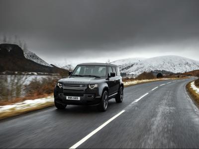 Land Rover Defender V8 (2021) : présentation en vidéo