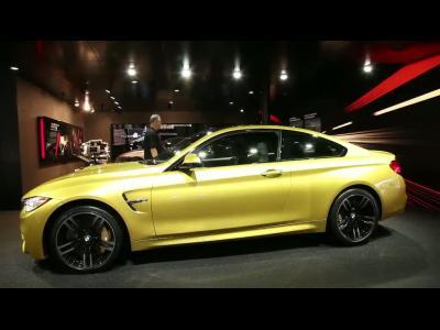 Genève 2014 : BMW M4