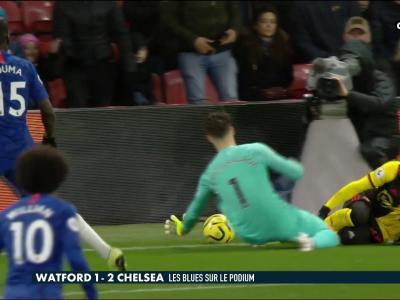 Watford-Chelsea : la victoire des Blues en vidéo !