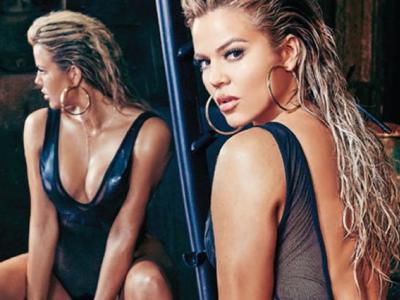Le shooting de Khloé Kardashian pour Complex