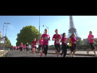Elles courent contre le cancer du sein