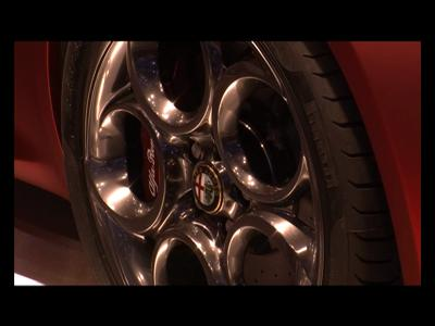Genève 2011 : Alfa Romeo 4C