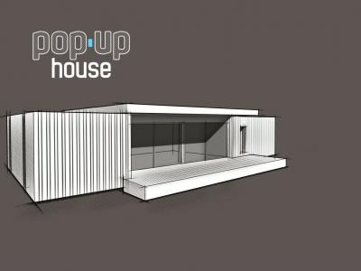 """Pop-Up House"""