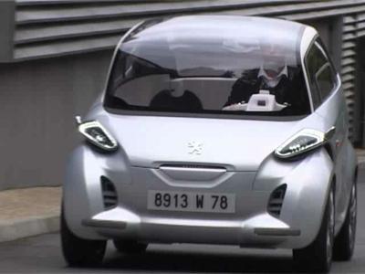 Le Concept Peugeot BB1 à l'essai