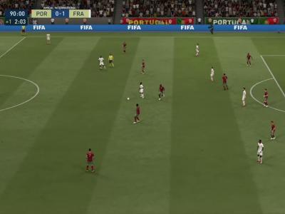 Portugal - France : notre simulation FIFA 21 (5ème journée - Ligue des Nations)