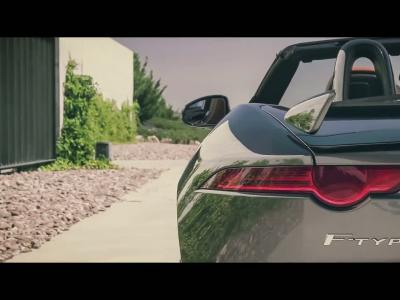 Jaguar F-Type SVR : version débridée