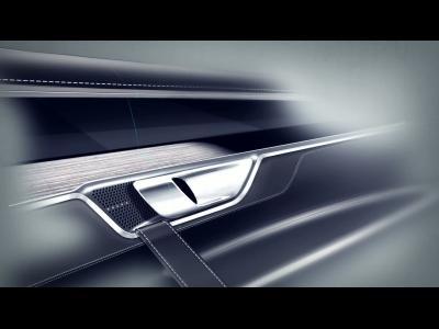 Volvo Concept C Coupé - Teaser #3