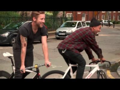 H&M X Brick Lane Bikes