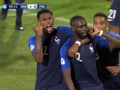 Euro Espoirs 2019 : le résumé et les buts d'Angleterre - France