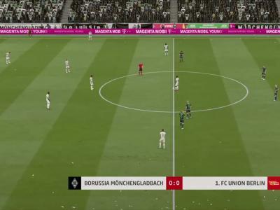 Borussia M'Gladbach - Union Berlin sur FIFA 20 : résumé et buts (Bundesliga - 29e journée)