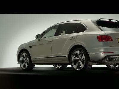 Bentley Bentayga: un pack aérodynamique en option