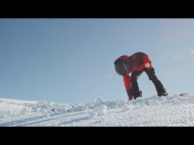 13 ans et prodige du snowboard !