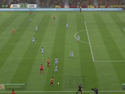 RC Lens - Le Mans FC : notre simulation FIFA 20 (L2 - 38e journée)