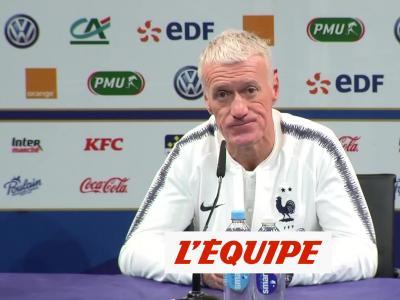 Equipe de France : Didier Deschamps encense Clément Lenglet !
