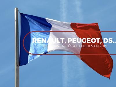 Renault, Peugeot, DS... quelles annonces en 2019 ?