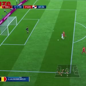 Belgique - Panama : notre simulation sur FIFA 18