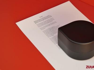 Zuta Pocket Printer : vidéo officielle de présentation de l'imprimante mobile
