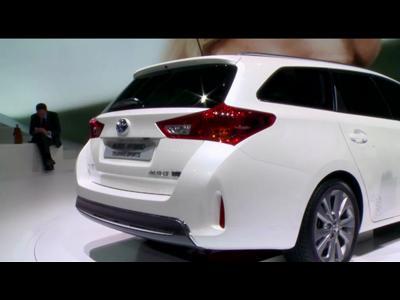 Toyota Auris Sport Touring - Mondial 2012
