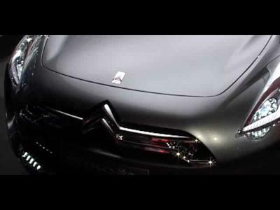 Reportage Concept Citroën Hypnos
