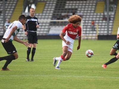 Amical : le résumé et les buts de Cercle Bruges - AS Monaco