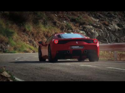 La Ferrari 458 Speciale en vidéo et sur circuit !