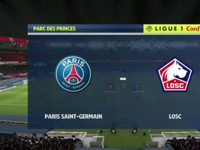 PSG - LOSC : notre simulation sur FIFA 20