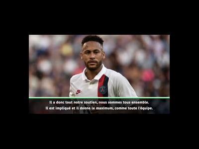 """PSG - Navas : """"Nous avons besoin d'un Neymar à 100 %"""""""