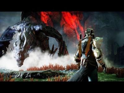 Dragon Age Inquisition - La Brèche