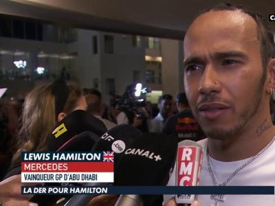 Lewis Hamilton souligne la solidité de Mercedes