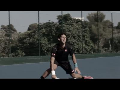 Novak Djokobic rencontre Adidas
