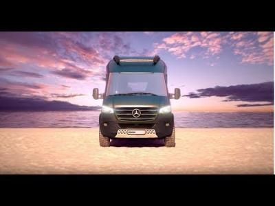 Hymer Vision Venture : le camping-car de 2025 en vidéo