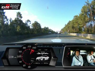 Toyota Supra : notre essai vidéo onboard
