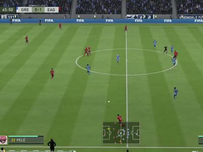 Le Havre FC - AC Ajaccio : notre simulation FIFA 20 (L2 - 38e journée)