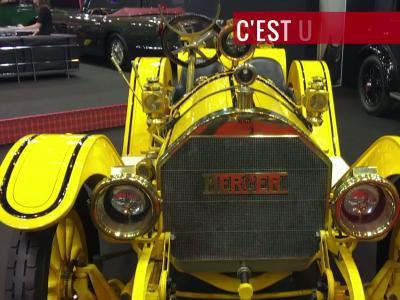 Rétromobile 2018: Mercer Type35R Raceabout (1910)