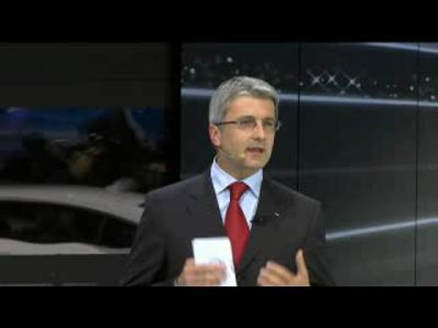 Audi R8 V12 TDI, TT-S, Q7 hybrid...