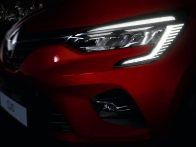 Nouvelle Renault Clio 2019 : l'extérieur de la citadine en vidéo